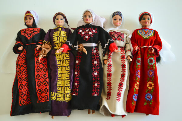 Stitching a Future for an Age-Old Palestinian Embroidery Tradition