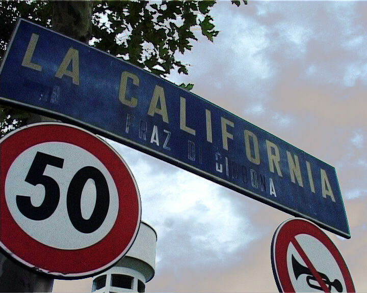 There are a lot of theories about why it's called La California.