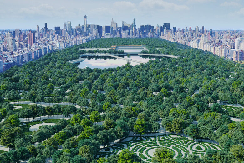 Central Park Could Have Been Filled With Fussy, Fancy Gardens