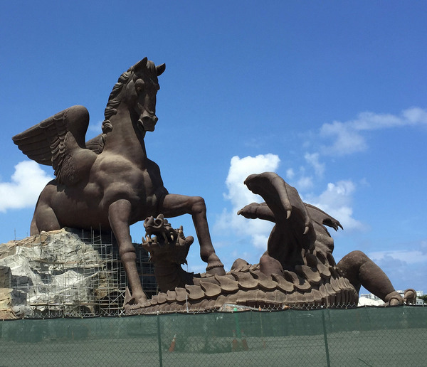 The 110 Foot Pegasus Living It Up In South Florida Atlas