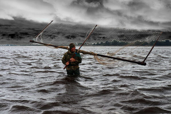 These Scots Still Fish Like the Vikings