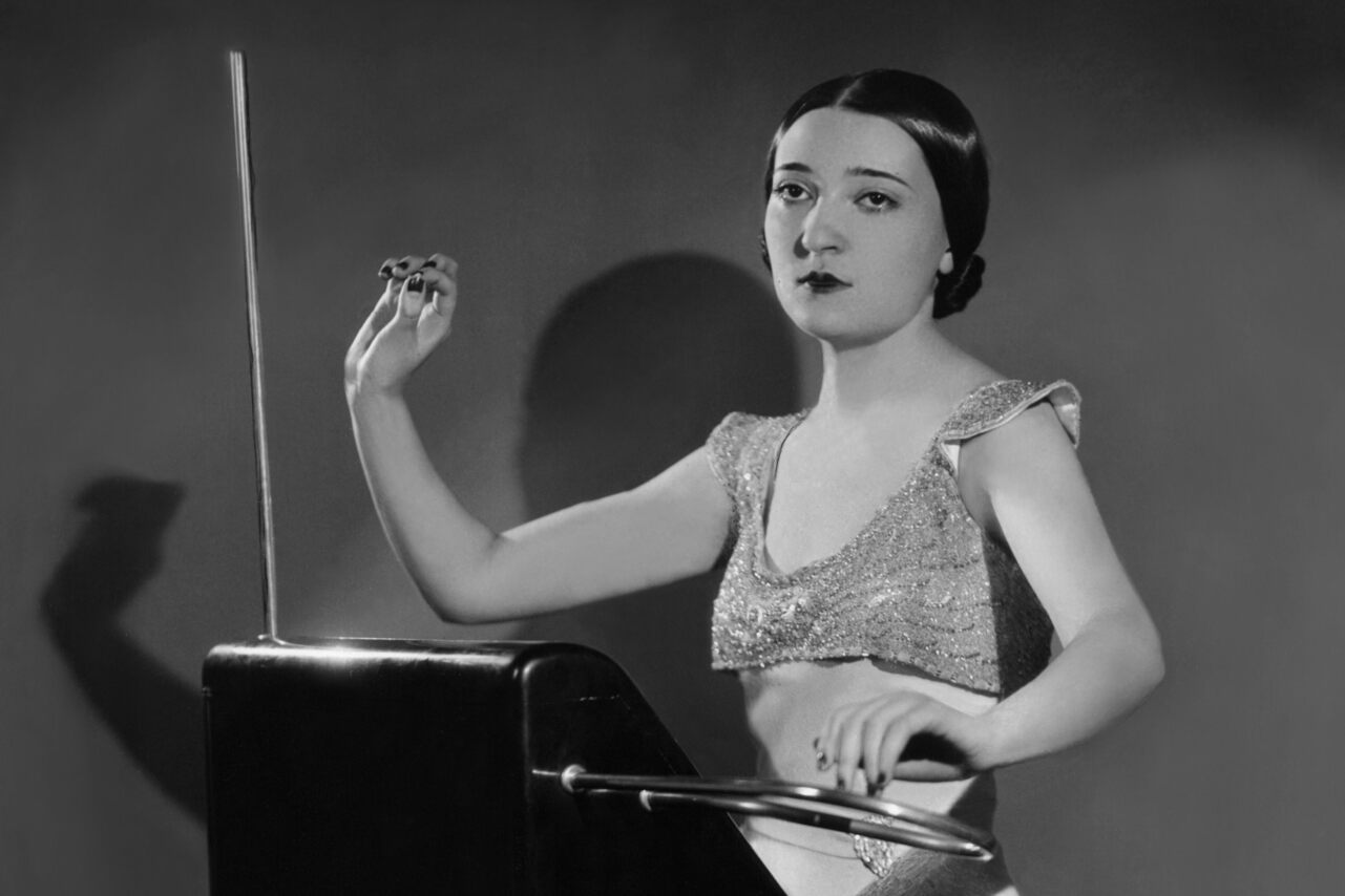Clara Rockmore, Master of the Theremin.