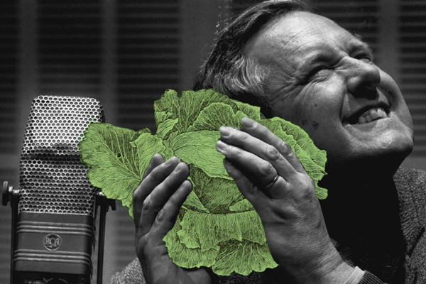 Why Foley Artists Use Cabbage and Celery to Create Hollywood's Distinctive Sounds