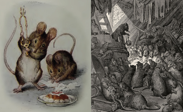Why Are Rats Always The Bad Guys Atlas Obscura
