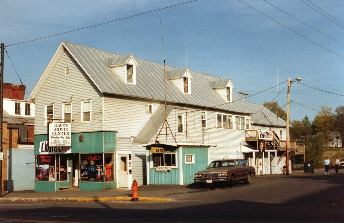 Skowhegan, Maine, May 1992.