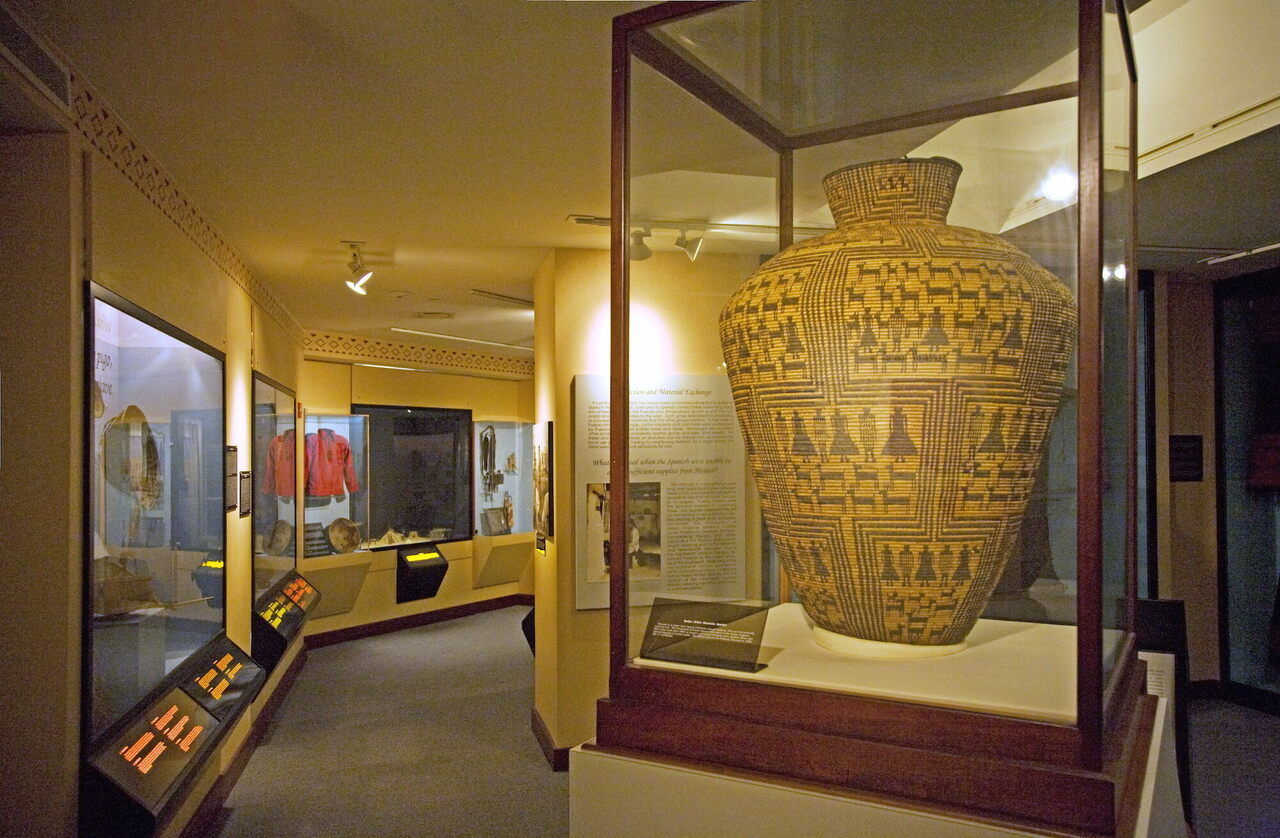 Harvard University's Peabody Museum was one of many museums that once used pesticides on Native American cultural objects.