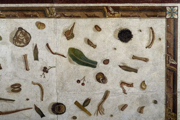 Why Elite Romans Decorated Their Floors With Garbage