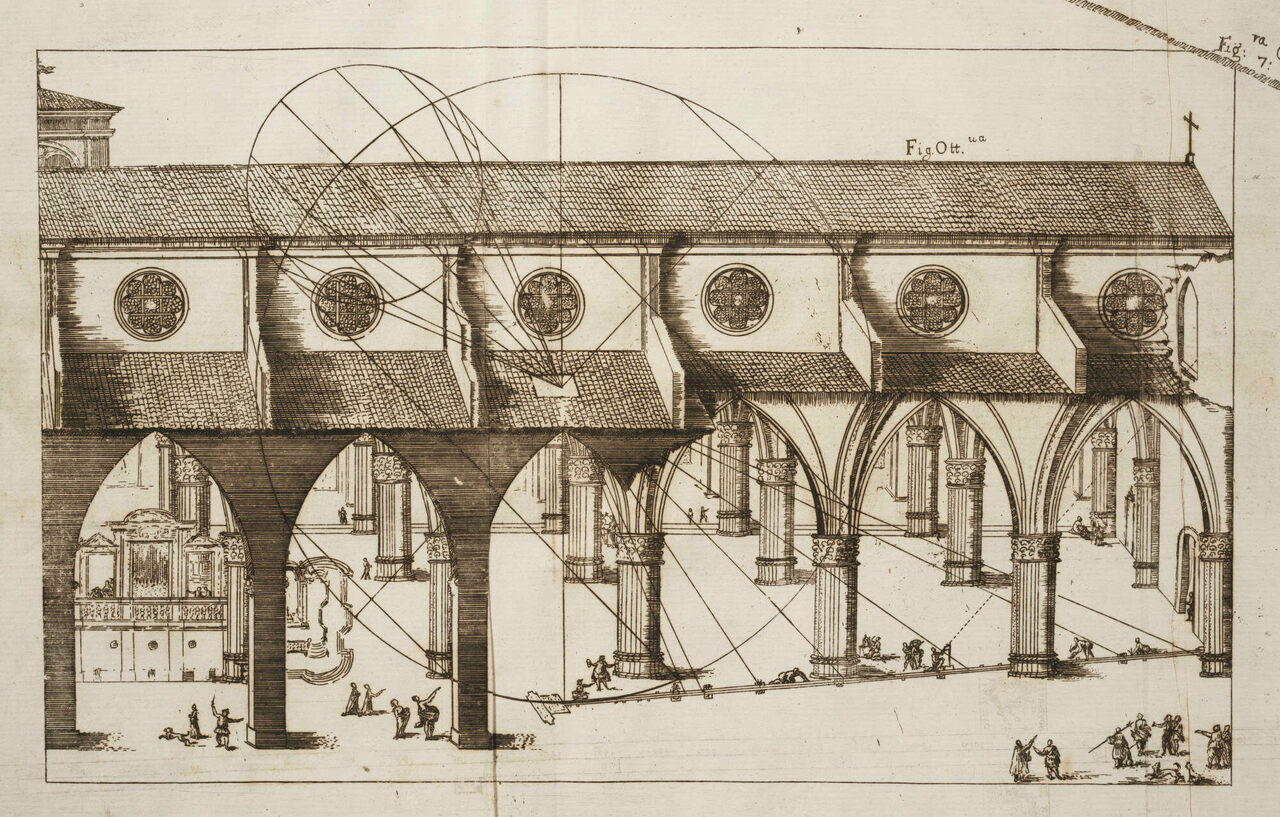 why catholics built secret astronomical features into churches to