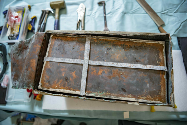 The Things Inside This 105-Year-Old Time Capsule Have Hardly Aged a Day