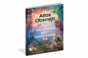 <em>The Atlas Obscura Explorer's Guide for the World's Most Adventurous Kid</em> is now available from your favorite bookseller.