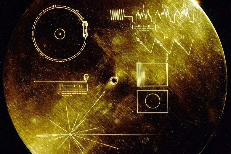 Aliens Might Never Appreciate How Cool Voyager's Golden Record Is