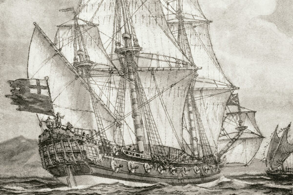 The Chinese Female Pirate Who Commanded 80,000 Outlaws