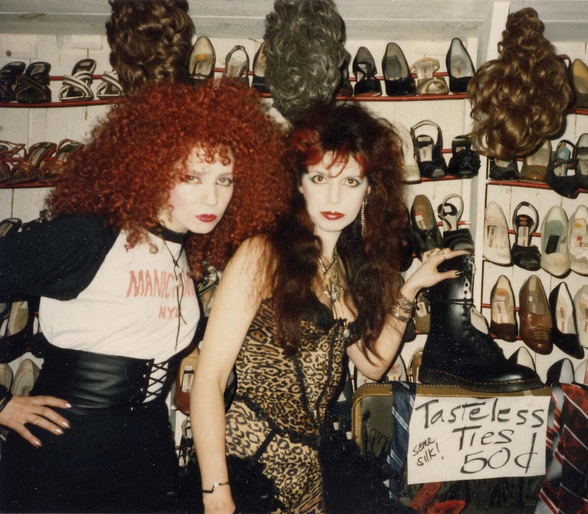 Straight perm edinburgh - Manic Panic Isn T Just A Hair Dye Brand It Was The First Punk