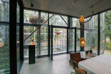 Koen Vanmechelen's Labiomista in Genk, Belgium.