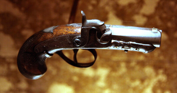 Assassination Artifacts: 6 Items From Lincoln's Last ...