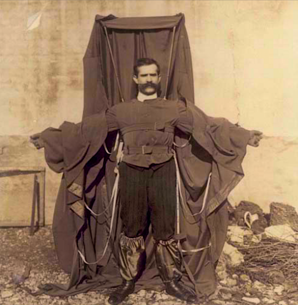 The Sad Tale of the 'Flying Tailor'