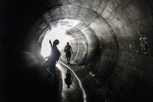 Exploring the Storm Drains of Melbourne, a Secret Labyrinth of Tunnels and Creepy-Crawlies