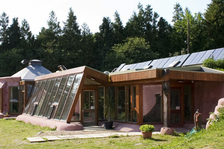 Way Off The Grid: 6 Earthships That You Should Know - Atlas ... Floating Home Plans Earthship on zero energy home plans, organic home plans, earthship construction plans, classic home plans, castle earthship plans, off the grid home plans, self-sufficient home plans, new country home plans, earth home plans, survival home plans, earthship 3-bedroom plans, floor plans, permaculture home plans, green home plans, three story home plans, one-bedroom cottage home plans, straw homes or cottage plans, earthship building plans, luxury earthship plans,