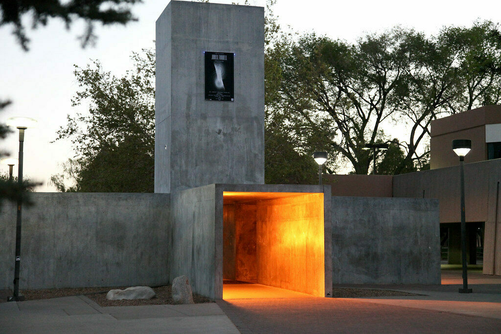 University of New Mexico's Center of the Universe is just one of the world's great campus curiosities.