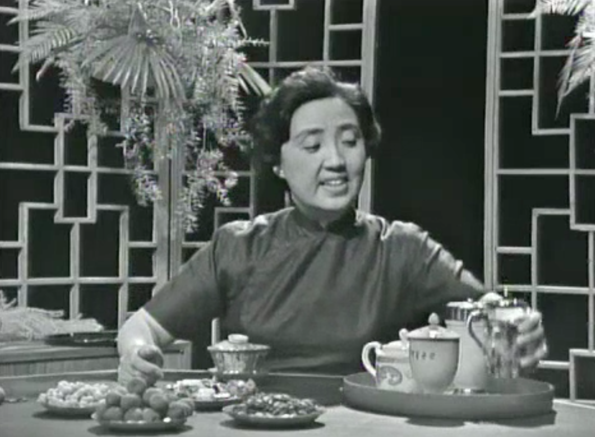 If you're at home, sit down for a cup of tea with Joyce Chen.
