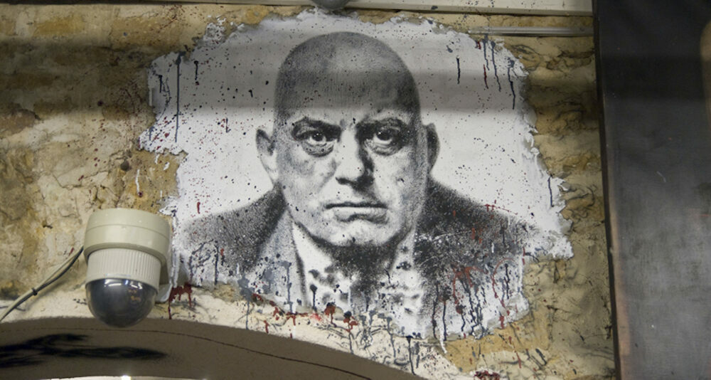 6 Dark Places Aleister Crowley Performed His Particular Brand of