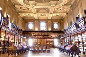 Secret Libraries of Rome