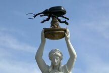 The World's Only Monument To A Horrible Destructive Pest Is In Alabama