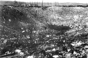 Rediscovering the Ruins of a Catastrophic WWI Explosion Everyone Forgot