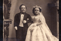 Lavinia Warren: Half of the 19th Century's Tiniest, Richest Power Couple