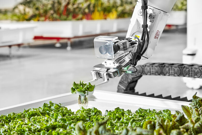 Fresh Produce, Brought to You by Robots
