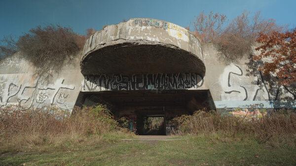 Exploring a World War II Gun Battery That's Hiding in Plain Sight