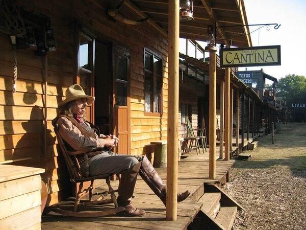 Inside Laredo The Secret Members Only Wild West Town In