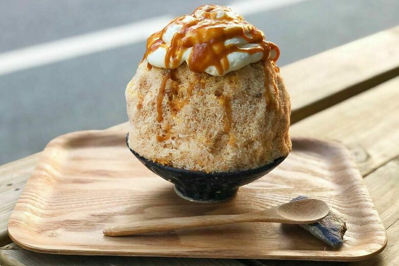 How American Gunboat Diplomacy Helped Democratize Japanese Shaved Ice