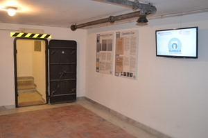 Mussolini's Secret Bunker Now Open After 70 Years