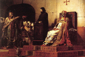 The Cadaver Synod: When a Pope's Corpse Was Put on Trial