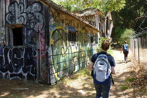 Hiking the Disturbing Remains of a California Hideout for Hitler