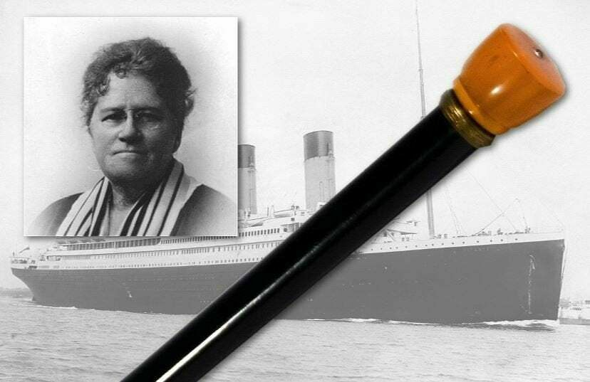 In 1912, Ella White's light-up cane was considered cutting-edge technology.