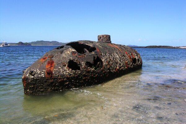 Two Dutch Shipwrecks From WWII Just Vanished Near Malaysia
