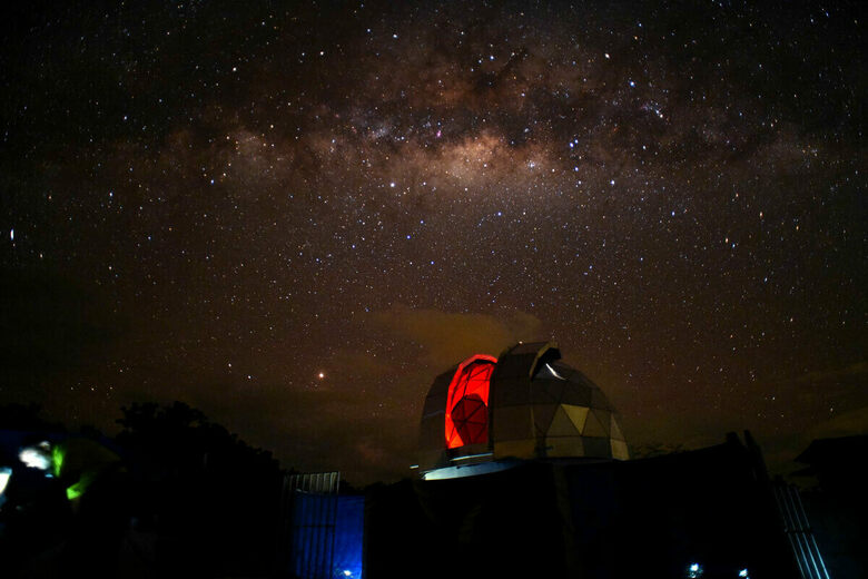 Deep in the Tatacoa Desert, There's an Observatory Unlike Any Other