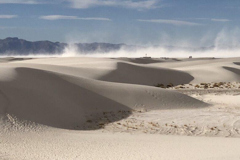 The Secret Lives of Sand Dunes