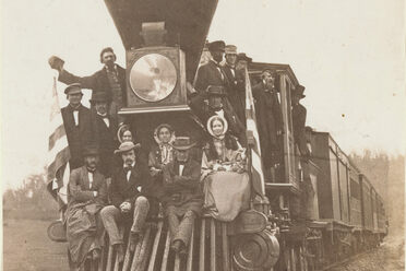 how the railroad changed the 19th century essay Free essay: the industrial revolution changed society entirely during the 19th century it encouraged the transition from agricultural labor to industrial.