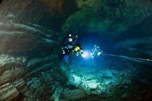 Cave Diving Is Every Bit As Dangerous and Wonderful As It Seems