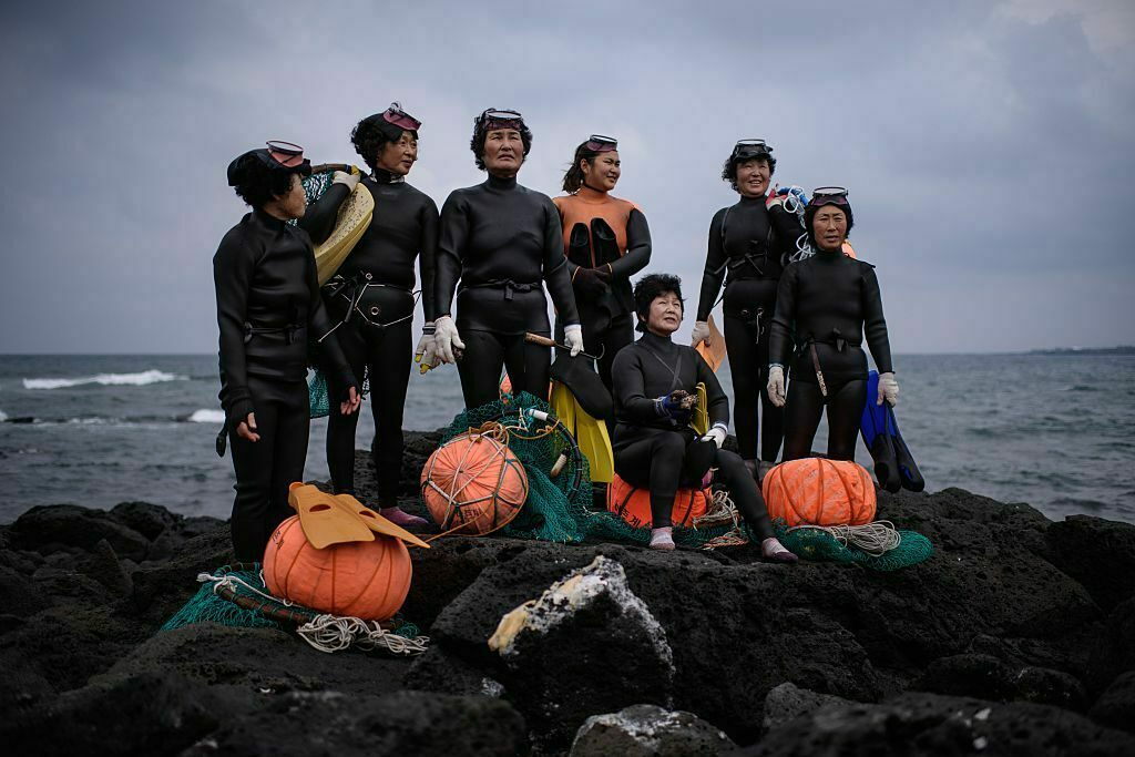 Haenyeo divers used music to pass the time. Now, their songs are considered valuable history.