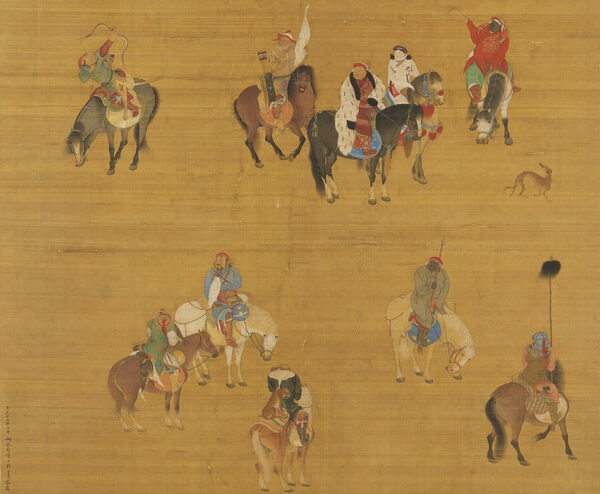 What Life Was Like for Ancient Mongolians