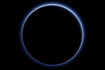 FOUND: The Color of Pluto's Sky
