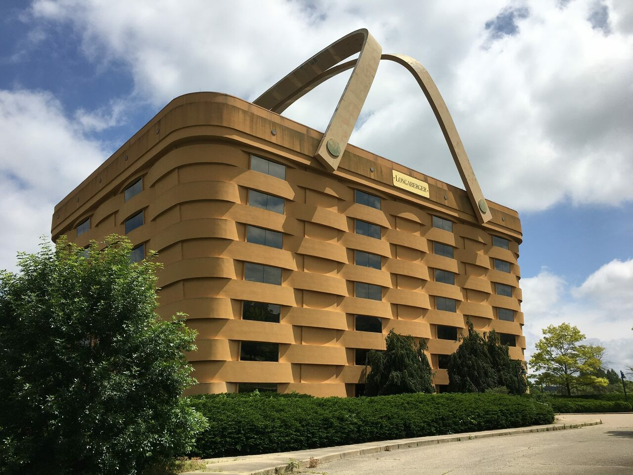 This bizarre building is set to become Ohio's newest luxury resort.