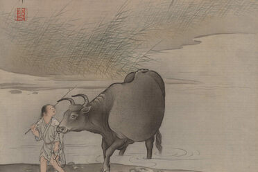 For centuries, Japanese people considered eating beef especially taboo.