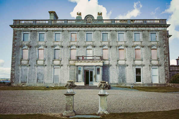 For Sale: The Most Haunted Mansion in Ireland