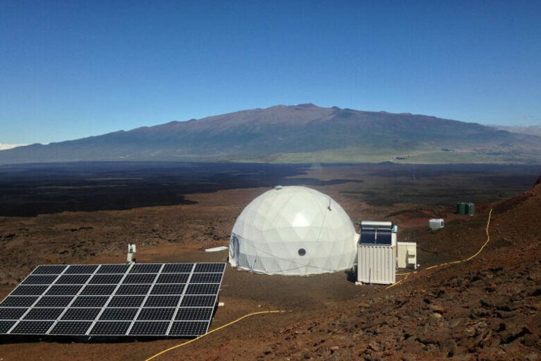Six Scientists Just Emerged from a Dome After a Year Simulating Life on Mars