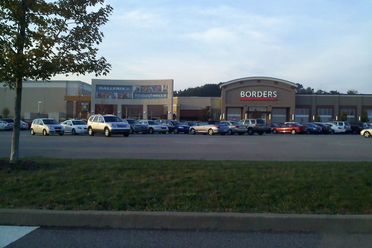The mall, located in Frazer Township, Pennsylvania, outside of Pittsburgh.